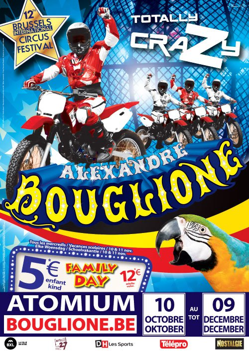 Alexandre Bouglione - Best Circus Europe