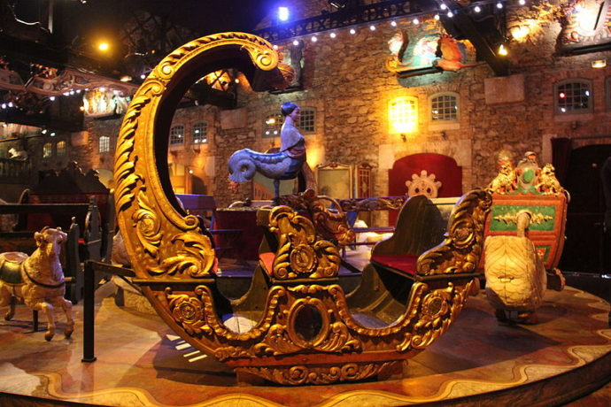 Musee des Arts Forains Things to Do in Paris with Kids