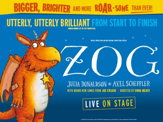 Zog Live on Stage