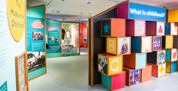 Museum of Childhood - things to do with kids in edinburgh