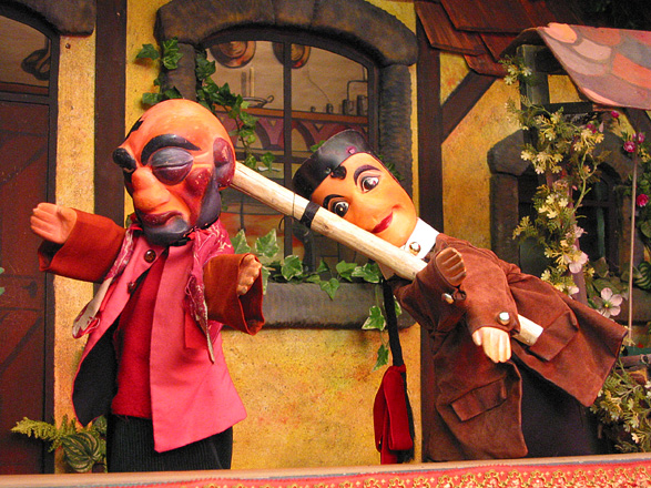 Guignol Anatole Paris for Kids