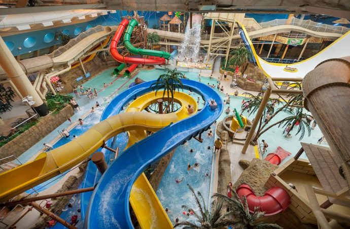 indoor water parks uk