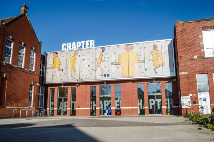 Chapter Cardiff