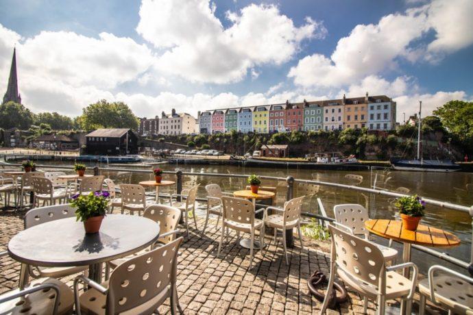 Riverstation - child friendly restaurants in Bristol
