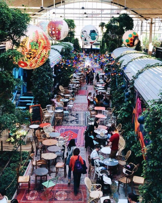 Kids Friendly Restaurants Paris