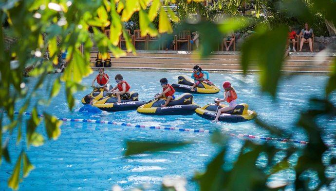 Center Parcs - adventure parks uk