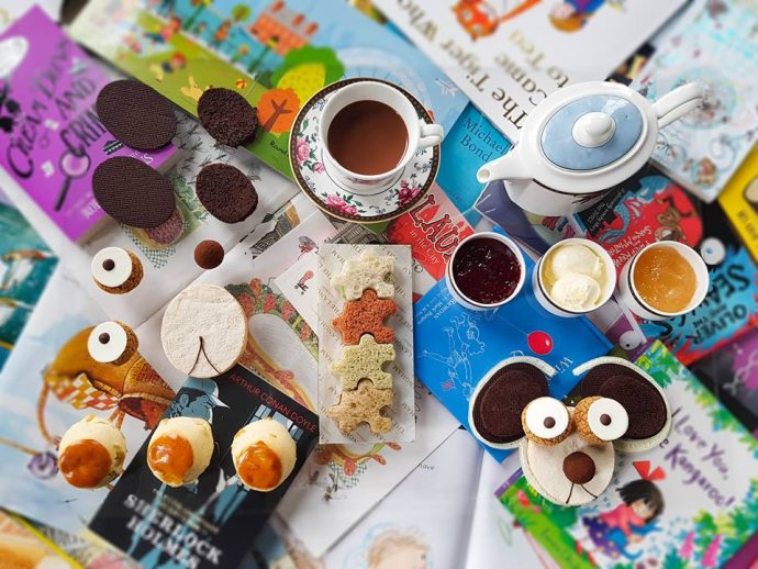 The Langham - Afternoon Teas for Kids in London