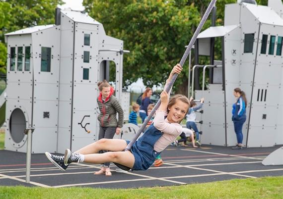 Fleet Air Arm - Outdoor Play