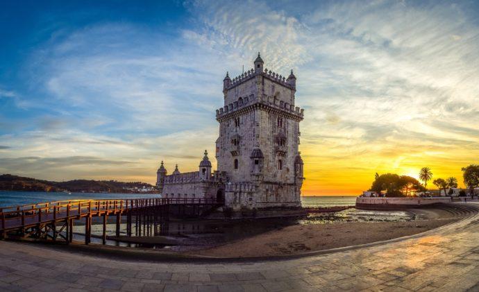 Belem Tower - Lisbon With Kids