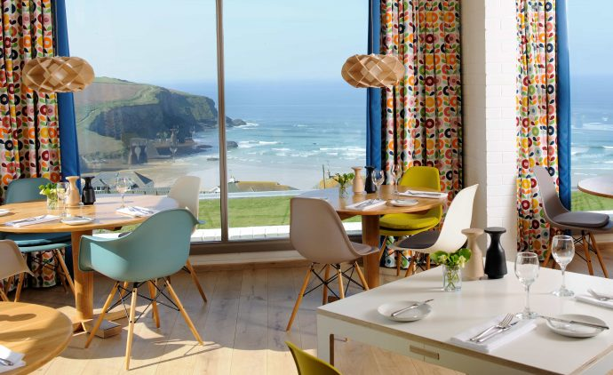 Bedruthan Hotel - Family Hotels in Cornwall