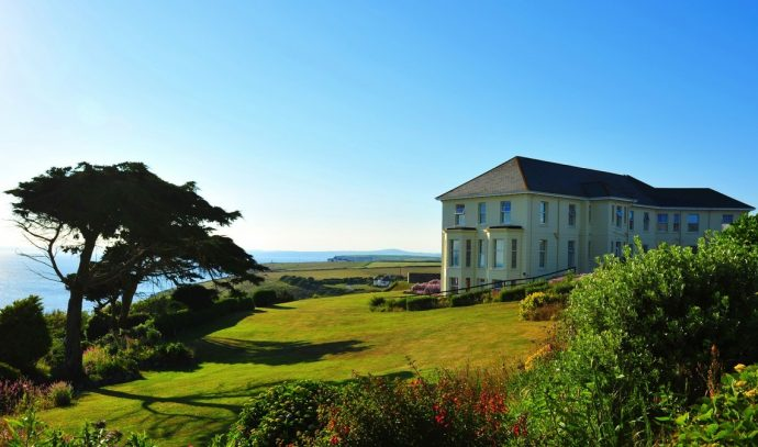Polurrian Hotel - Family Hotels in Cornwall