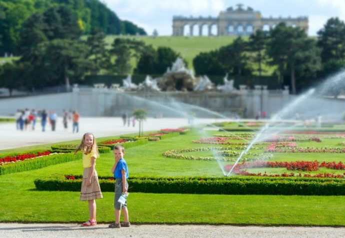 Vienna and Kids - Weekend Destinations Before Summer