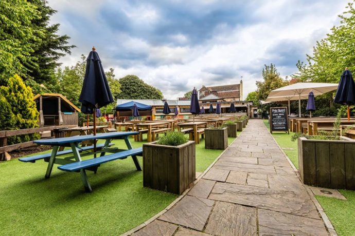 child friendly pubs London