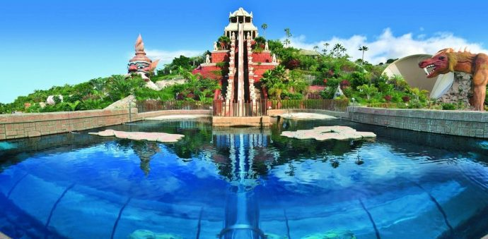 Siam Water Park - Things to do in Tenerife