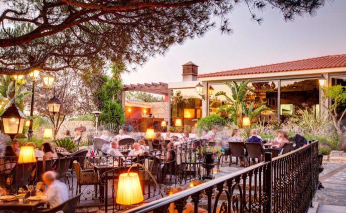 Parrilla Restaurant - family friendly restaurants algarve