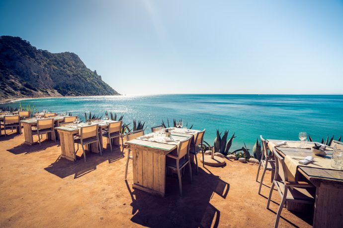 Amante - where to eat with kids in Ibiza