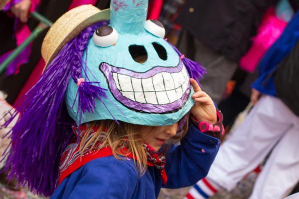 Basel - european carnivals