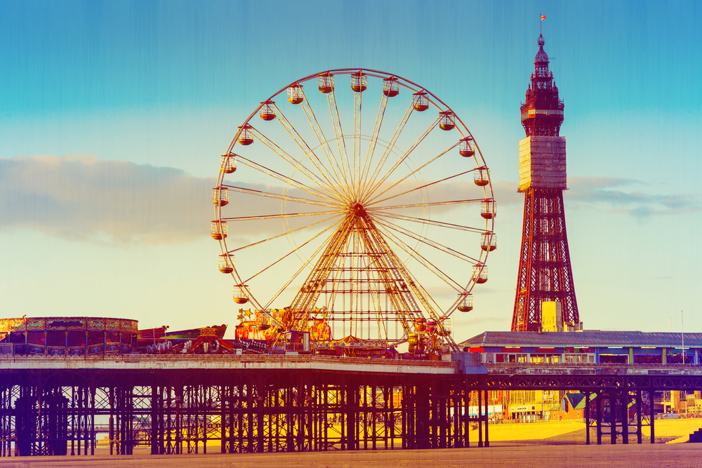 Family Friendly Hotels & Apartments in Blackpool
