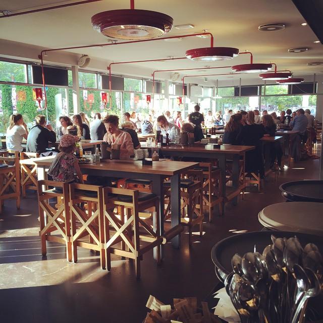 family restaurants in Copenhagen