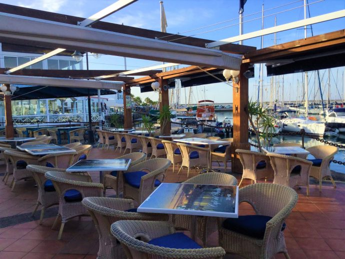 Cafe del Puerto - Family Friendly Restaurants Lanzarote