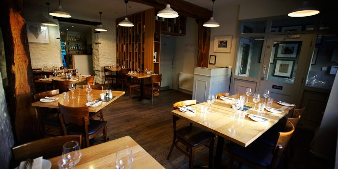Cwtch Restaurant - family friendly restaurants pembrokeshire