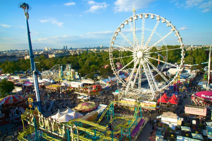 Foire du Trone - things to do in paris with kids