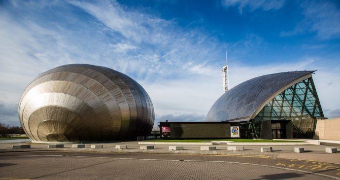 Glasgow Science Centre - glasgow for kids