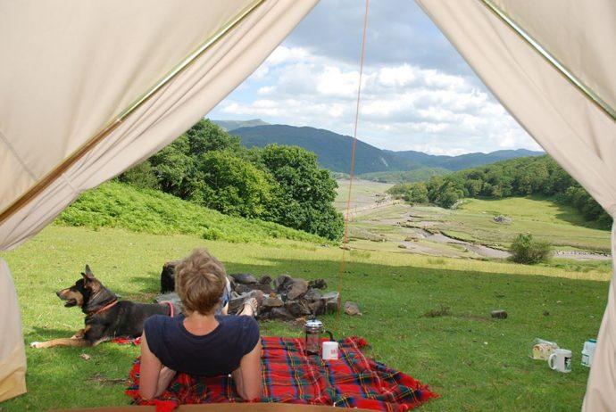 Graigwen - family friendly campsites
