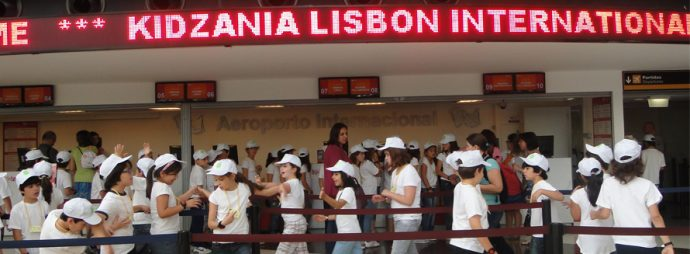Things to do in Lisbon with Kids Kidzania