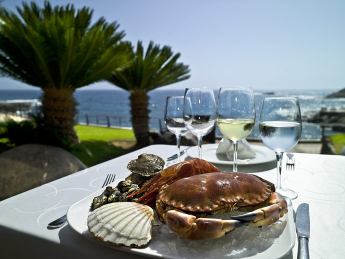 La Vieja - family friendly restaurants tenerife