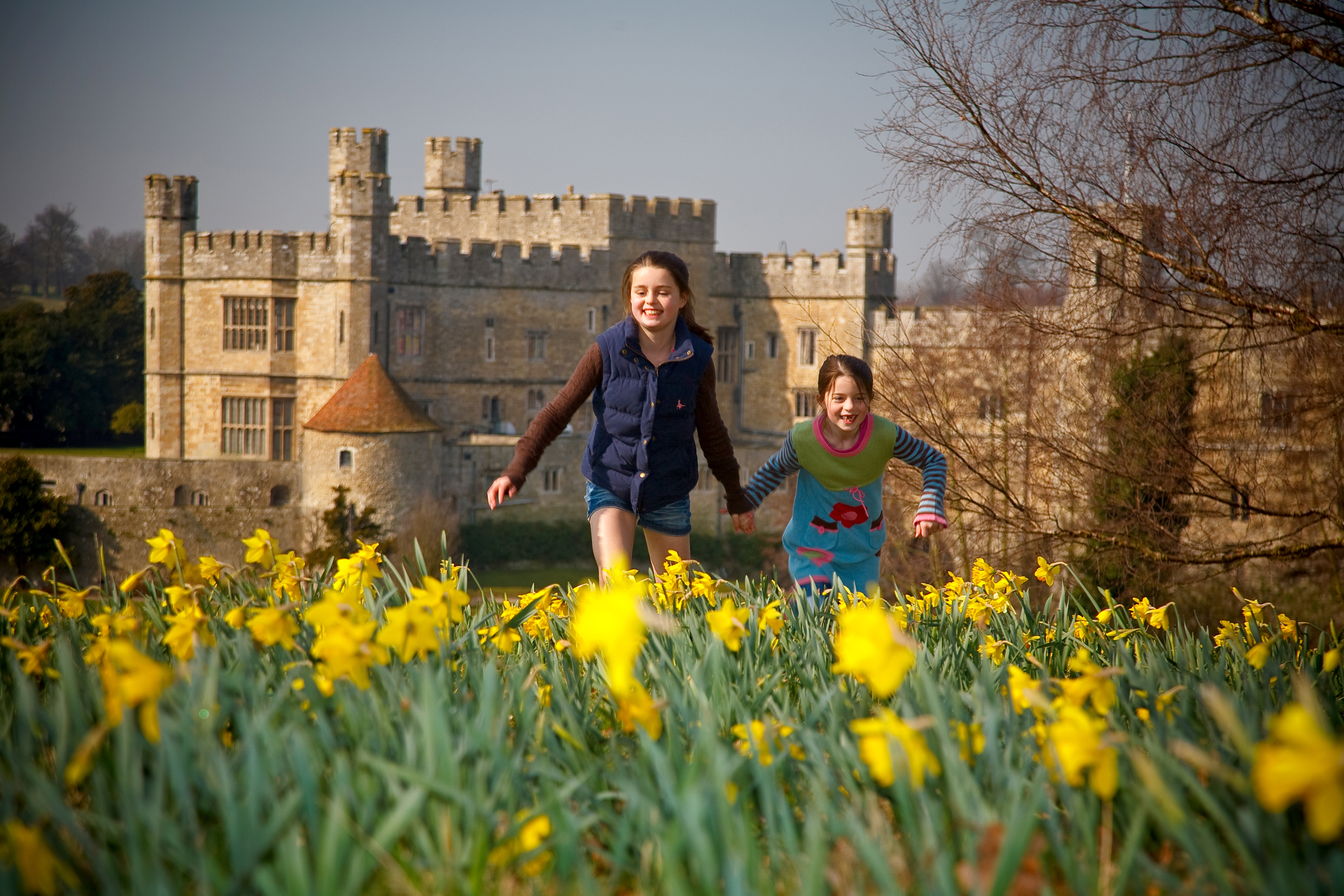 Family Friendly Hotels & Houses in Kent