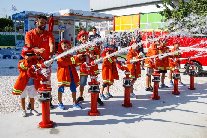 Masterland - Activities in Cyprus