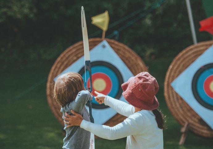 Outdoor - kids spring activities