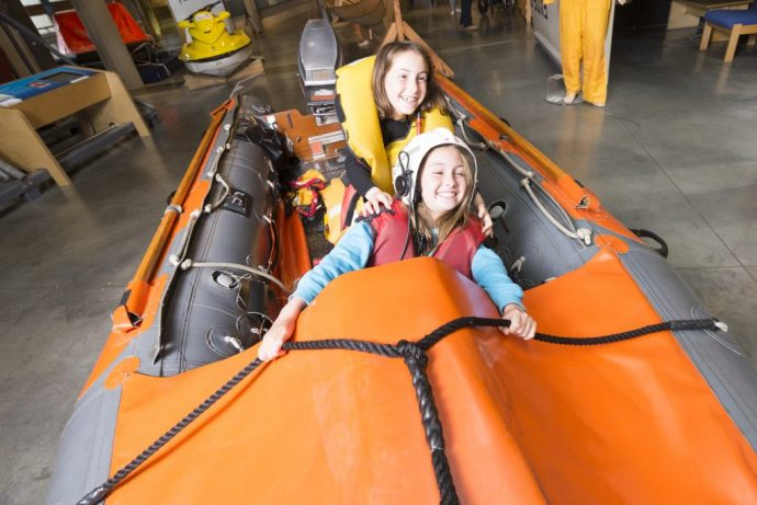 National Maritime Museum - things to do in Cornwall with kids