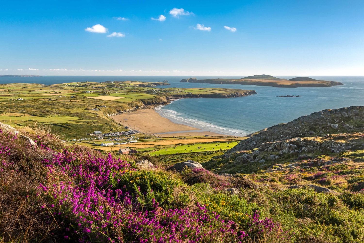 Family Friendly Hotels & Houses in Pembrokeshire