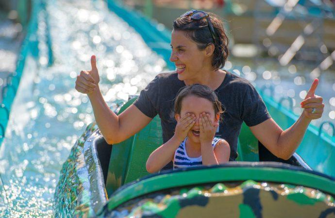 Splashdown Waterpark - things to do in dorset in the rain