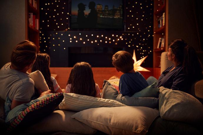 Home Family Cinema - January Blues