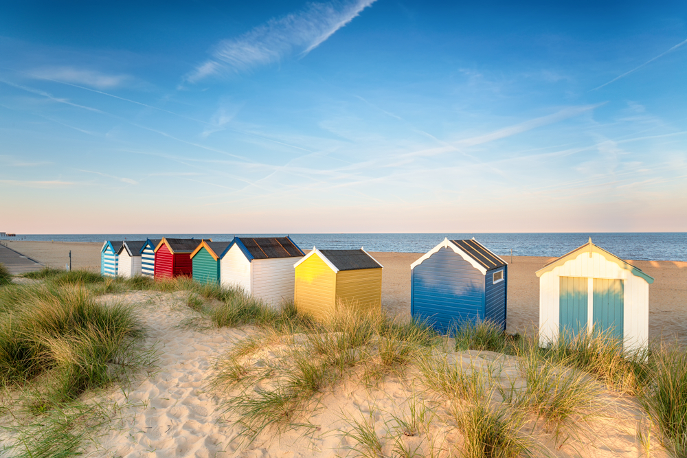 Family Friendly Hotels & Houses in Suffolk