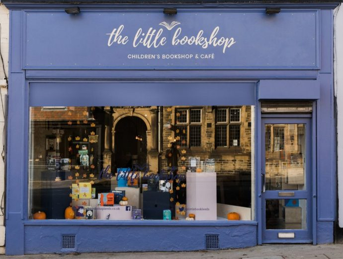The Little Bookshop - kids activities leeds