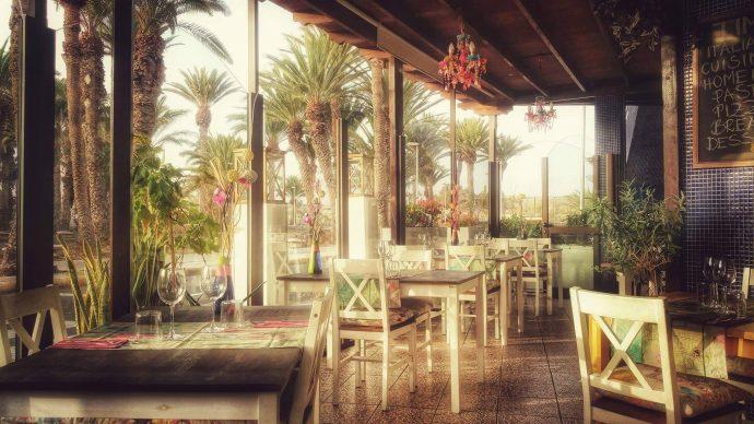 Family Friendly Gran Canaria Restaurants Babybreaks