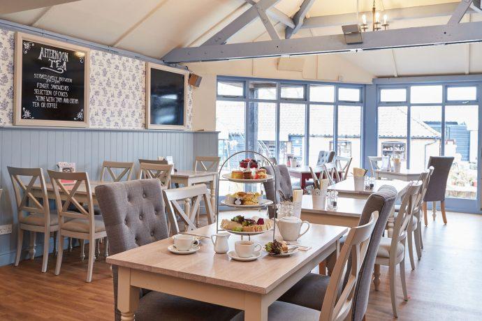 Wroxham Barns - child friendly restaurants norfolk