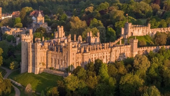 Arundel Castle - Best Castles to Visit with Children nearby London