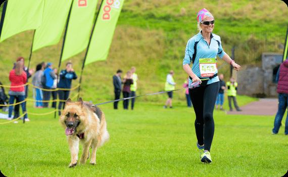 Dog Jog UK - Family fitness events autumn