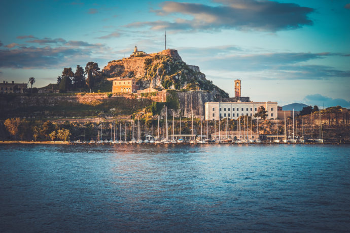 New Fortress - things to do in corfu