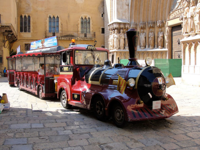 Tourist Train Tarragona - Things to Do in Costa Dorada