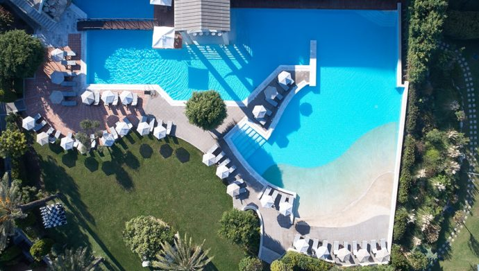 Amathus Beach hotel Rhodes - September Sunshine Deals For Families