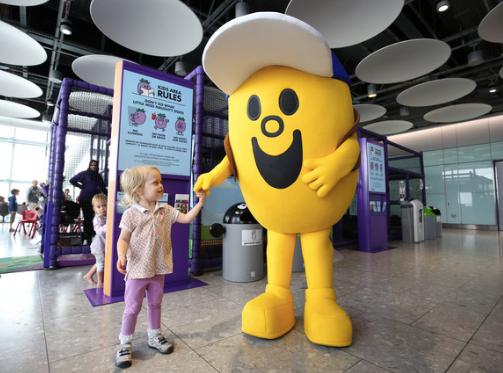 London Heathrow Airport - Child Friendly Airports Europe