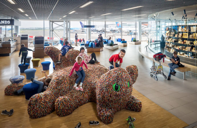 Schiphol Airport - Child Friendly Airports Europe
