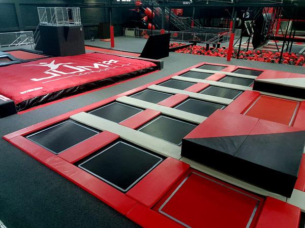 Capital Karts - indoor trampoline park london
