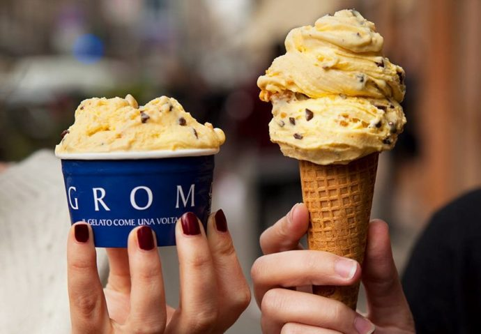 Grom Gelato - Places to Eat in Venice